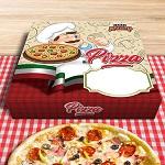 dus makanan sedap mantap pizza
